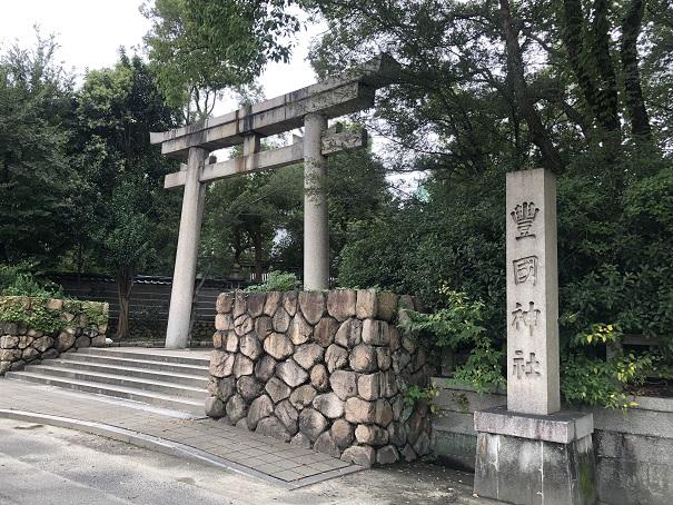 京都豊国神社から独立した豊國神社の歴史