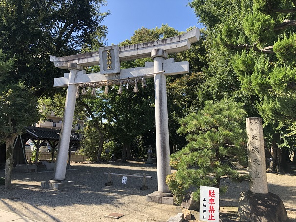 天武天皇をご祭神としてお祀りする「三栖神社」の歴史