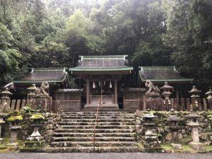 【京都江文神社】金毘羅山の麓に鎮座するアパレル信仰神社