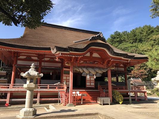 日御碕神社 社殿