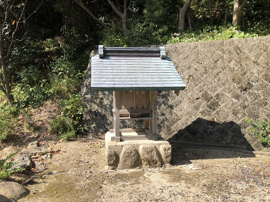 日御碕神社 荒魂神社(摂社)