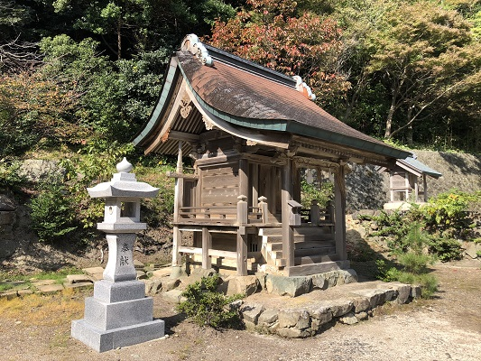 日御碕神社 蛭児神社(末社)