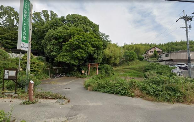 大岩神社へは2パターンのルート