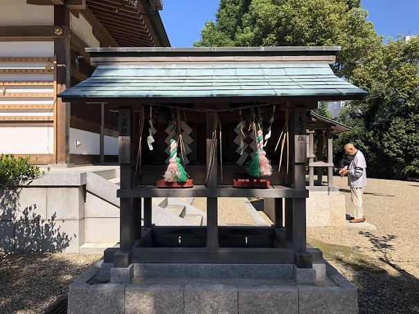 天満宮・道祖社 田中神社