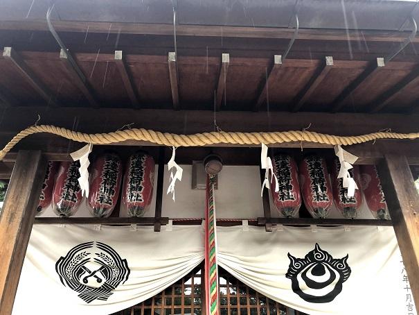鎌達稲荷神社元稲荷と称される鎌達稲荷神社の歴史