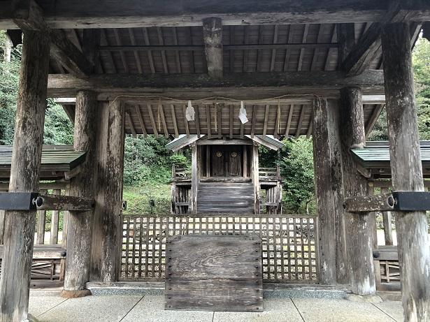 熊野大社(くまのたいしゃ)出雲国一之宮 境内社