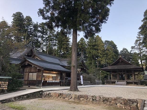 熊野大社(くまのたいしゃ)出雲国一之宮 授与所