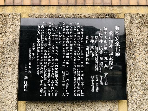 飛行神「饒速日命」をご祭神としてお祀りする飛行神社の歴史