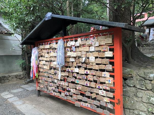 お守り・絵馬(授与所)岩屋神社