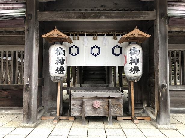 佐太神社 南殿をお詣り