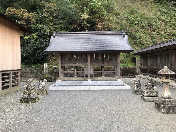 佐太神社境内社
