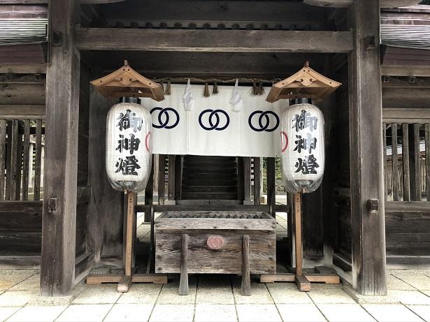 佐太神社 北殿をお詣り