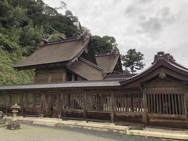 佐太神社社殿
