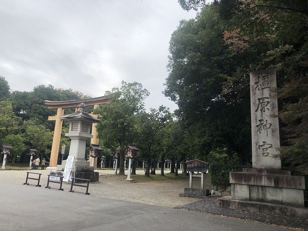 橿原神宮のアクセス