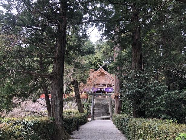 甦りのパワースポット高鴨神社