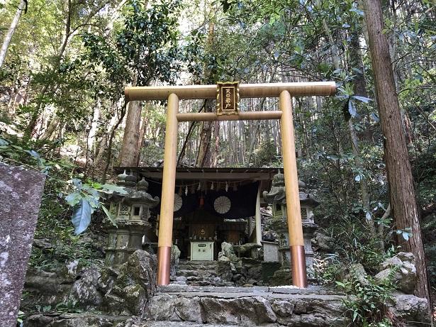 ご利益すごそうな天岩戸神社
